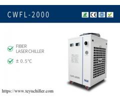 Air cooled chiller for fiber laser welding machine - Image 1/2